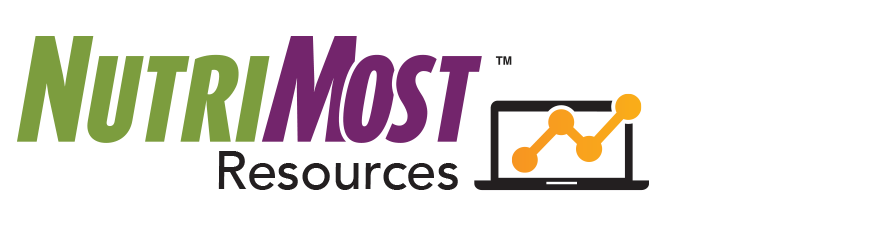 NutriMost Resources